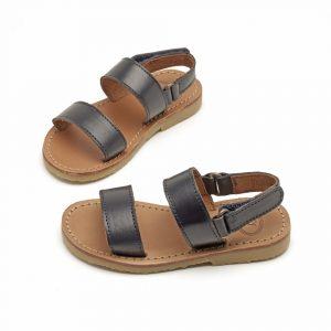 Bam navy sandal