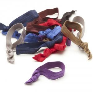 hair ties school colours