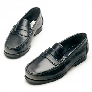 London loafer navy