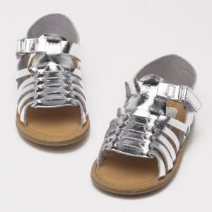 Twiggle silver metallic