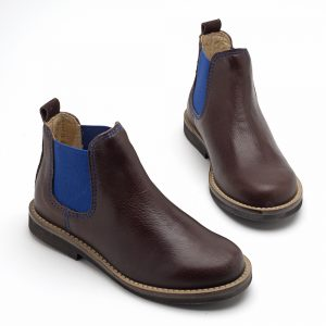 blaxter brown leather