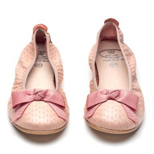 Hera bow pink
